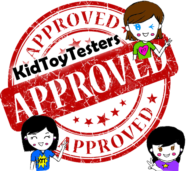 kid toy testers approved stamp