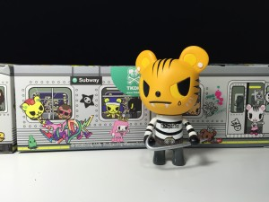Tokidoki Royal Pride Hunter kidtoytesters