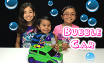 funrise bump n go bubble car KidToyTesters