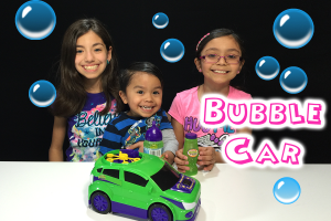 funrise bump n go bubble car KidToyTesters