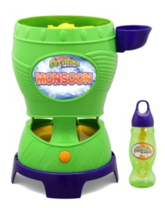 gazillion bubbles monsoon