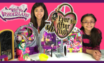 Ever-After-High-Way-to-Raven-Queen-Wonderland-Playset---KidToyTesters