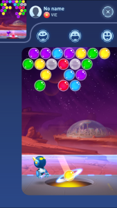 mars pop bubble pop screenshot