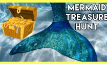 fin fun mermaid tail treasure hunt challenge