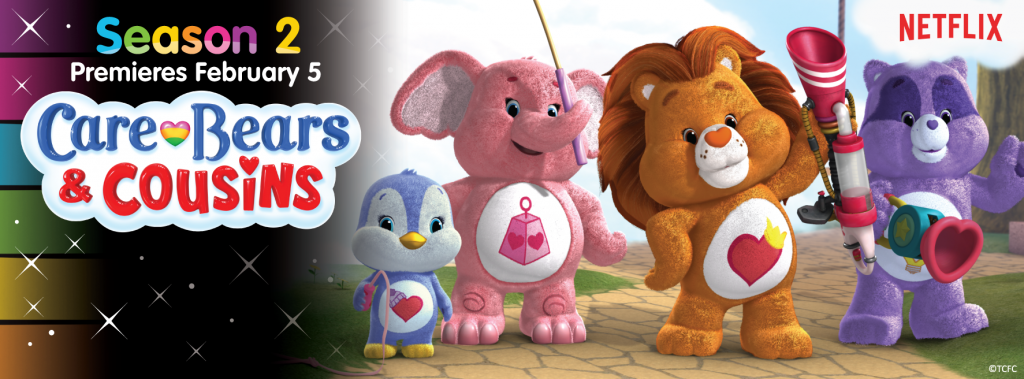 care bears cousins Season 2 on netflix