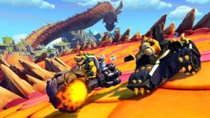 SSC_Nintendo_Bowser Burn Cycle & Donkey Kong Shark Tank 1
