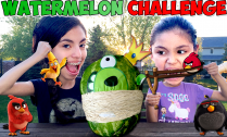 Exploding-Watermelon-Challenge-Extreme-Angry-Birds-Edition-Very-Bad-Piggie2