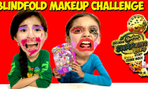 Blindfold-Makeup-Challenge-Shopkins-Swapkins-Event