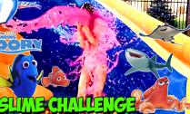Finding-Dory-Gelli-Baff-Slime-Challenge