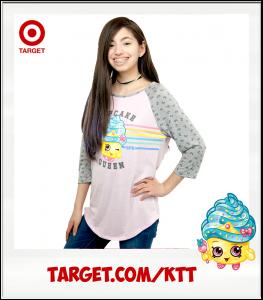 Yumi Target Cupcake Queen T-shirt