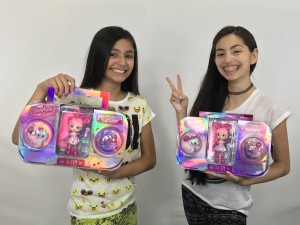 bubbleisha bubble gum pop shopkins shoppies with Yumi and Sachi
