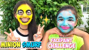 minion-smurf-facepaint-makeup-tutorial