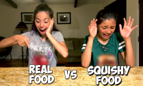 squishy-food-vs-real-food-challenge-2
