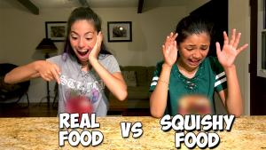 squishy-food-vs-real-food-challenge-2